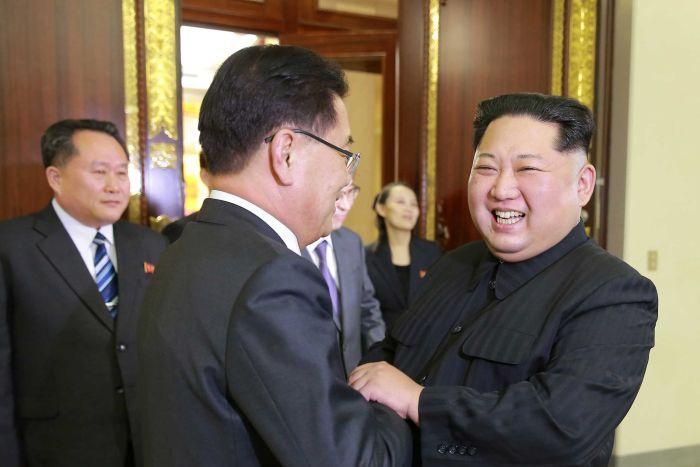 Korea Utara berjanji akan menutup situs nuklir pada bulan Mei